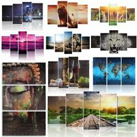 Unframed Canvas Print Modern Landscape Picture Room Wall Art Painting Home Decor