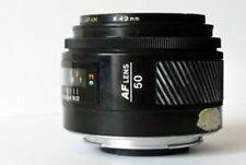 Minolta Maxxum 50mm f/1.7 AF Lens for Sony                                 #465
