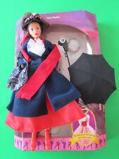 1993 Disney Excl. Mattel MARY POPPINS Barbie Doll w/ Reversible Fashion - MIB