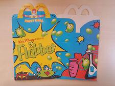 Flubber - Walt Disney - 1997 - McDonalds Unused Happy Meal Box #B2551