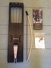 Finnish Style Jouhikko C100 Model - Staghelm Instruments