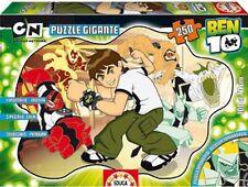 Puzzle 250 piezas educa Ben 10 gigante 100 X 70 cm. 14231 Cartoon Network
