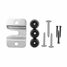 Dartboard Fixing Kit Mounting Bracket Screws Hardware Kit for Hanging Dartboard