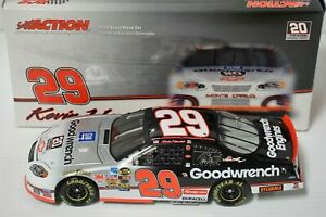 KEVIN HARVICK 2005 GM GOODWRENCH DAYTONA SPECIAL 1/24 ACTION DIECAST CAR 1/5,808