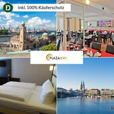 4 Tage Kurzurlaub im Plaza Inn Hamburg Moorfleet mit Frühstück