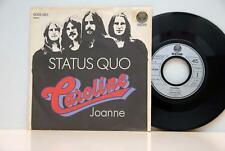 "Status Quo        Caroline  /  Joanne        Vertigo        7""        NM  # C"