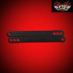 2007 ZX10-R Adjustable Rear Lowering Links, Dog Bones Lifetime Warranty ZX10r