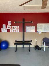ClemGym Fitness Folding squat rack