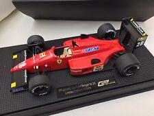 GP REPLICA'S 008A FERRARI F1 87/88C model car Marlboro Gerhard Berger 1988 1:18