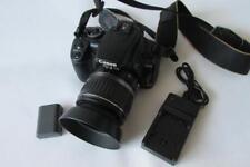 Canon EOS 400D 10MP Digital-SLR DSLR Camera with EF-S 18-55mm Lens - BLACK