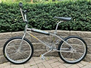 "Vintage Old School 20"" 1983 Mongoose Californian BMX Bicycle - Original Owner"