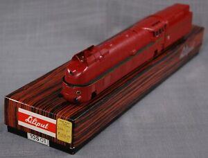 Liliput 10501 HO DEUTSCHE REICHSBAHN STEAM LOCOMOTIVE 05001 TENDER Unused in Box