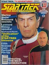 Star Trek The Next Generation Magazine (Feb 1992) #16 - Spock meets Picard,