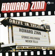 Howard Zinn - Stories Hollywood Never Tells [New CD]