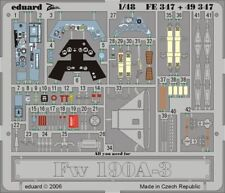 Eduard Zoom FE347 1/48 Hasegawa Fw-190A-3