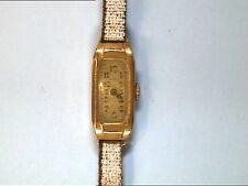 Año 1900. Raro Reloj de Oro. Con pulsera de Sra. Marca CHATI.