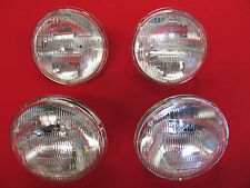 "FORD FAIRLANE 5 3/4 "" HEADLIGHTS SEALED BEAM SET OF 4 SUIT ZA ZB ZC ZD BRAND NEW"