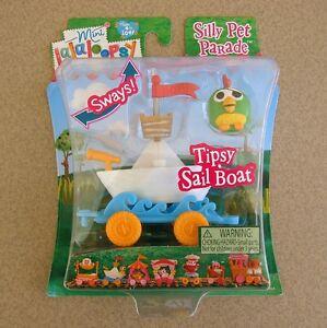 Lalaloopsy Mini  Silly Pet Parade Tipsy Sail Boat MGA Entertainment Dolls Toy