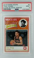 2018 Panini Hoops Class of 2018 Winter Trae Young Rookie RC #5, Low pop, PSA 9