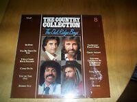 vinyl LP record the country collection THE OAK RIDGE BOYS