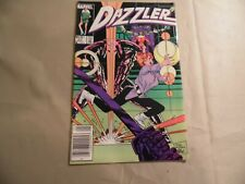 Dazzler #37 (Marvel 1985) Newsstand Variant / Free Domestic Shipping