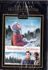 Hallmark Hall of Fame November Christmas (DVD)-Gold Crown Collector's Edition