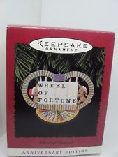 1995,WHEEL OF FORTUNE, HALLMARK KEEPSAKE ORNAMENT