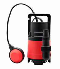 Grafner Schmutzwasserpumpe 400 watt 8000 L/h