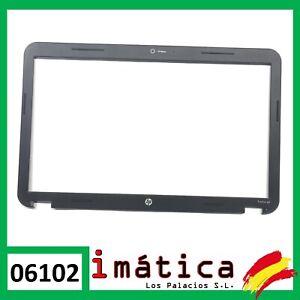 MARCO LCD DE PANTALLA PARA PORTATIL HP PAVILION G6 COLOR NEGRO REPUESTO