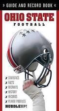 OHIO STATE FOOTBALL (HuddleUp!) - New Book CHRISTOPHER WAL