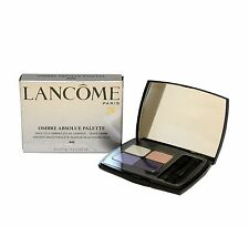 LANCOME OMBRE ABSOLUE QUAD PALETTE SMOOTHING EYE-SHADOW #A40- 4*0.024 OZ. (D)