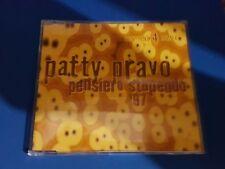 PATTY PRAVO '' PENSIERO STUPENDO '' 1997 CD SINGOLO