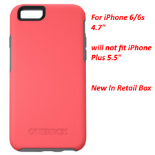 "Original OtterBox SYMMETRY SERIES Case Cover iPhone 6/6s (4.7"")  Prevail / Pink"