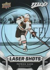 2019-20 Upper Deck MVP Hockey Laser Shots #S-4 Patrick Kane