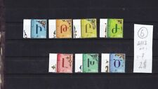 Armenia  2013  MNH  set .Armenian  ABC .See scan.