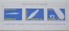 Stadspost Den Haag 1986 - Blok Komeet Halley, West, Giotto