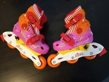 Lalaloopsy 2 in 1 Toddlers Adjustable Training Inline Skates