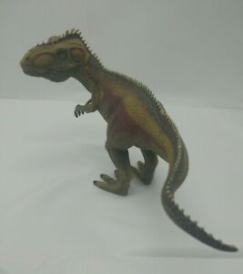 Schleich 2011 Giganotosaurus Dinosaur Moveable Jaw Toy Figure D-73527 10""