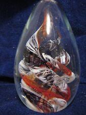 Decorative Art Glass Sculpture