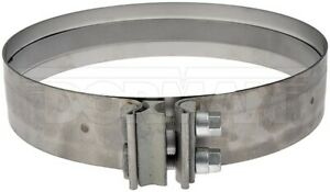 DPF Exhaust Band Clamp For Freightliner Cascadia Columbia Coronado Western Star