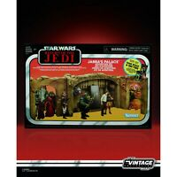 Star Wars Vintage Collection Return of the Jedi Jabba's Palace Action Figure Set
