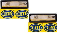 BMW E30 3 Series E12,E28 5 Series E24 6 Series Number Plate Lamps, Set of 2