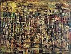 Renato Cristiano (Italy,born 1926) oil painting