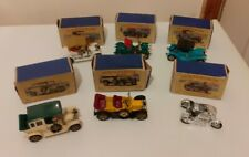 JOB LOT of Lesney Matchbox early boxed MOY vintage diecast cars