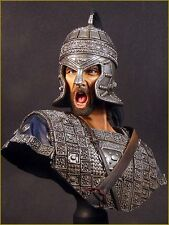 1/10 Scale Unpainted Resin Bust Troy Hector. Free Shipping. US SELLER