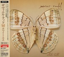 XAVIER RUDD White Moth +1 JAPAN CD OBI EICP 801