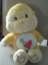 Care Bear Cousins Playful Heart Monkey plush 2004