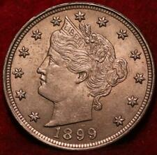1899 Philadelphia Mint Liberty Nickel