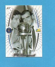 INTER CARDS 2000- numero 97- PER LA PRIMA VOLTA CAMPIONI DEL MONDO -NEW