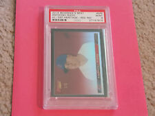 ANTHONY RIZZO 2015 Bowman's Best HERITAGE RED REFRACTOR HI-DEF PSA MINT 9 Cubs